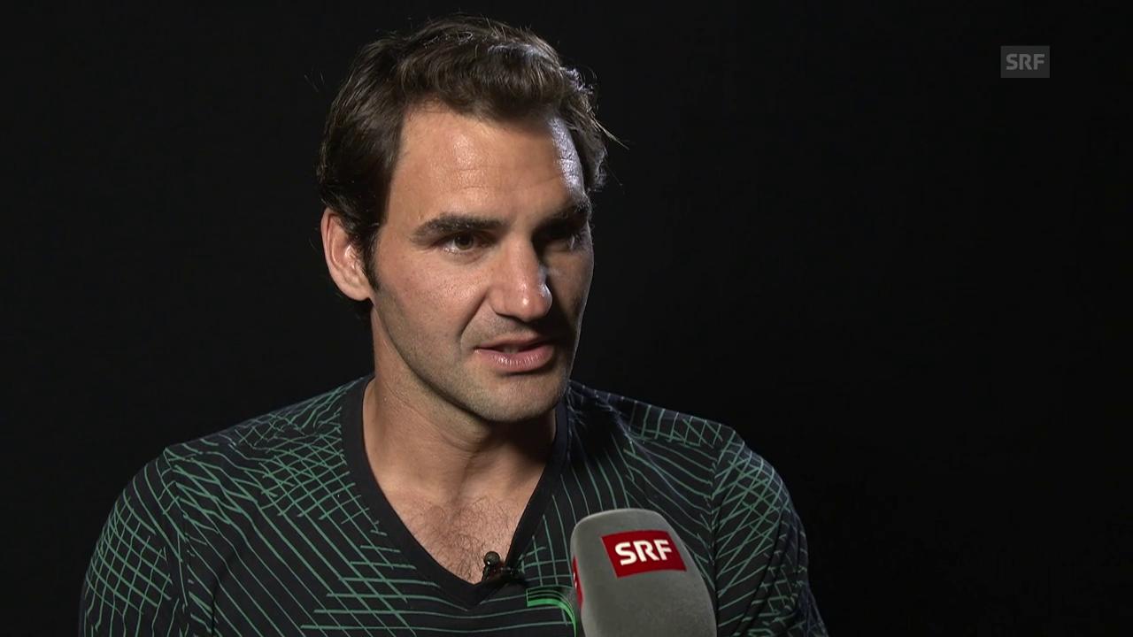 Federer «bis April im Comeback-Modus»