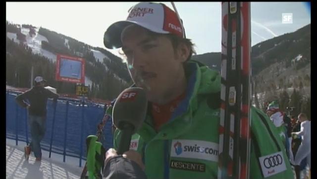 Carlo Janka im Interview.