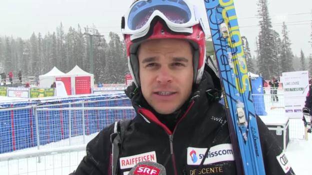 Video «Ski Alpin: Patrick Küng im Interview» abspielen