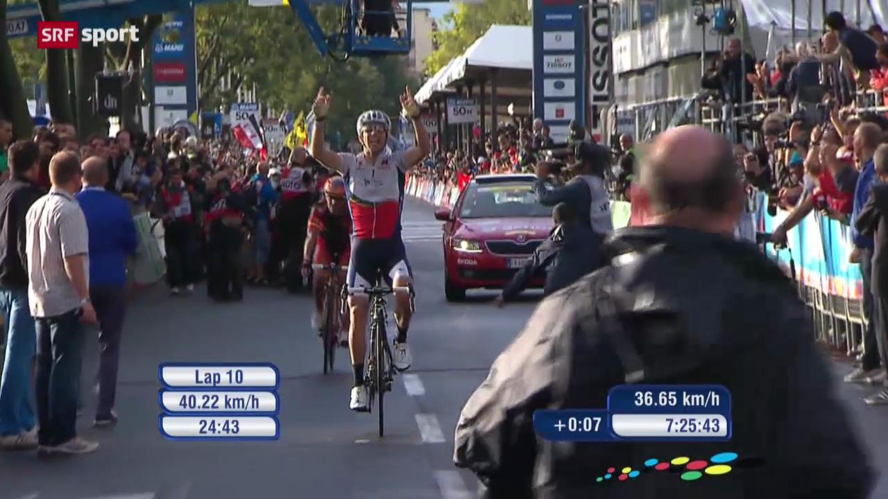 Rad: WM-Strassenrennen («sportpanorama»)
