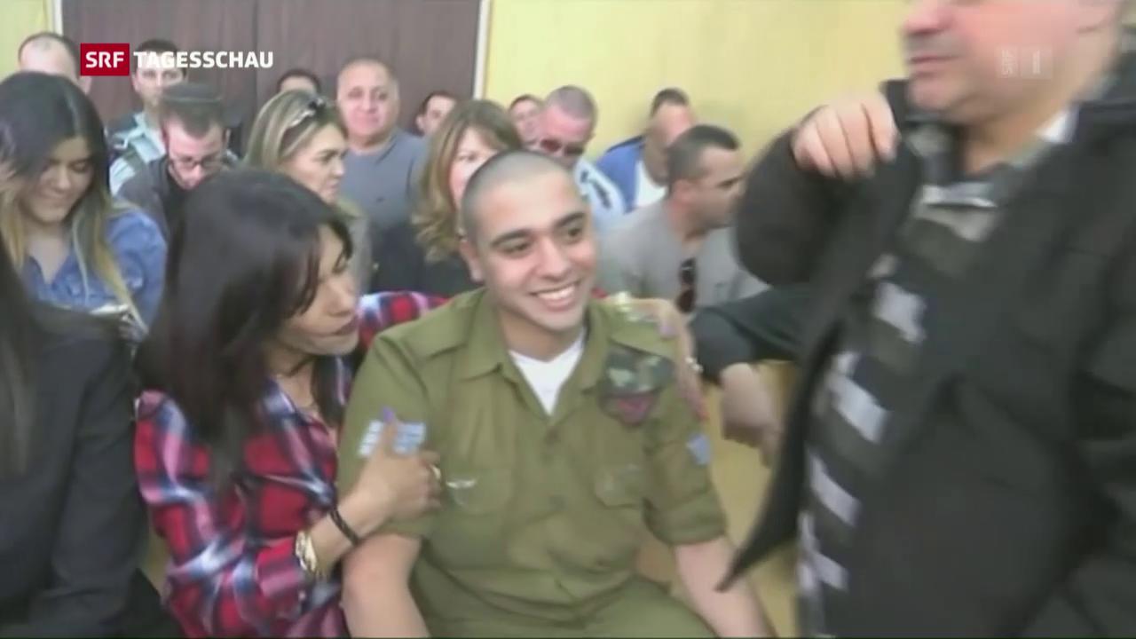 Urteil in Israel