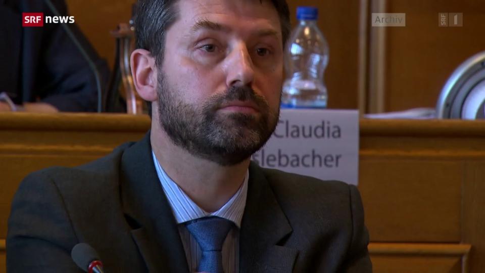 Reformierte Kirche bestätigt Übergriffe von Ex-Präsident Locher