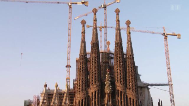 Gesellschaft Religion Die Sagrada Família Auf Dem Weg Zur