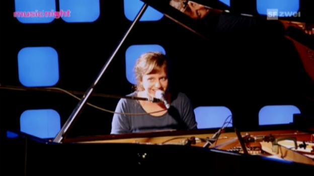 Video «Act der Woche: Anna Aaron» abspielen