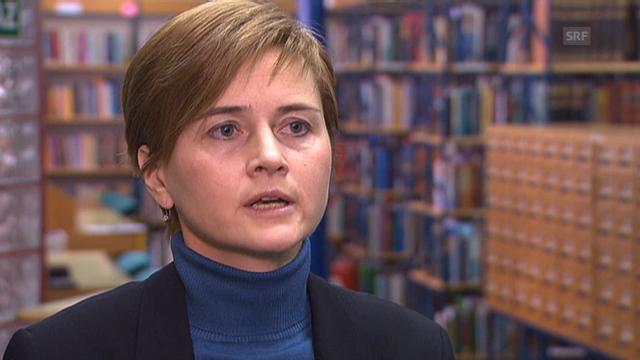Sandra Švaljek über die CEFTA (eng.)