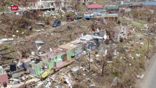 Video ««Irma» hinterlässt riesige Schäden» abspielen