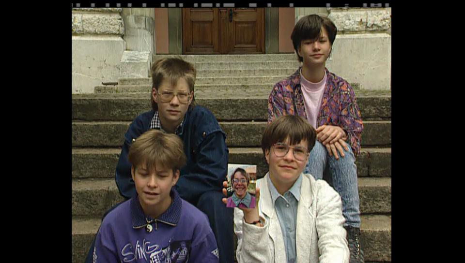 """Archivperle: """"15 Jahre 10vor10"""" – Brienzer Fünflinge"""