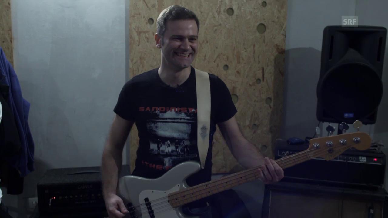 Borko Stefanovic und seine Band