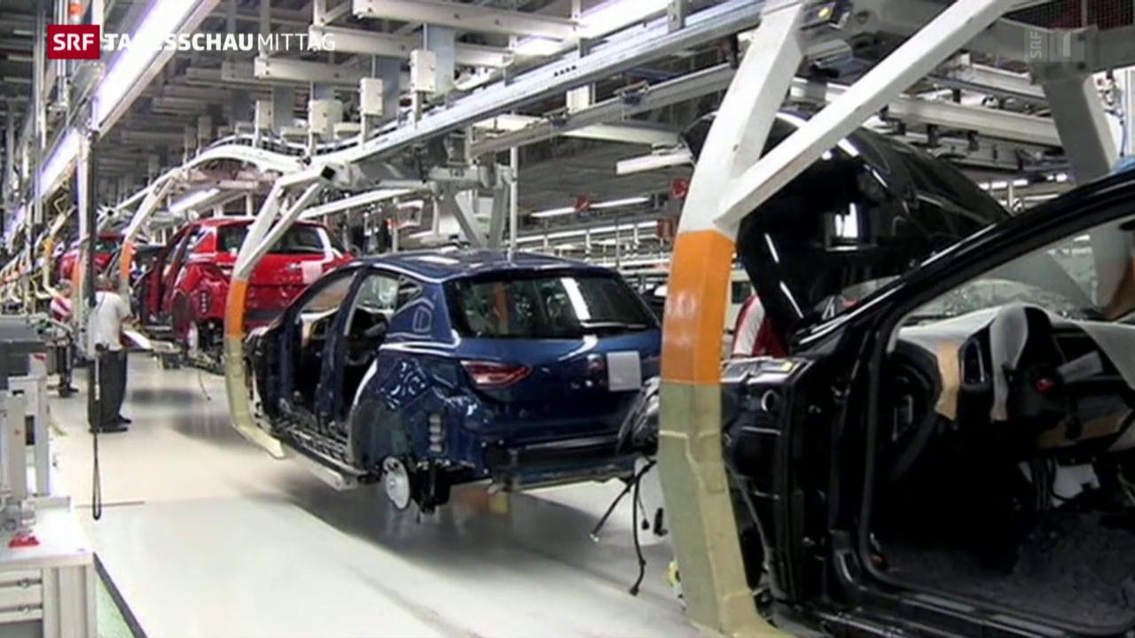 VW fährt in die Verlustzone