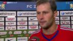 Video «Fussball: Stimmen zu FC Zürich - Luzern» abspielen
