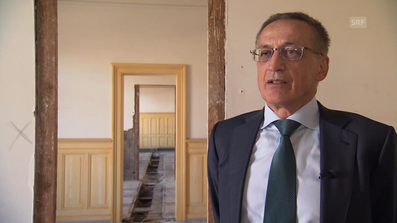 Luciano Gabriel über seine grösste Sorge angesichts der Motionen