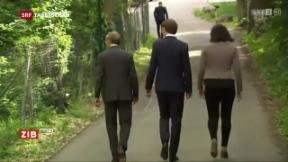 Video «Debatte um Neuwahlen in Österreich» abspielen