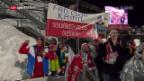 Video «Stoch siegt zum Auftakt der Vierschanzentournee» abspielen