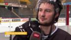 Video «Tristan Scherwey und der SCB vor dem Final» abspielen