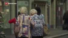 Video «Pensionskassen mit Finanzierungsproblemen» abspielen