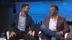 Video «Manu Burkhart und Jonny Fischer» abspielen
