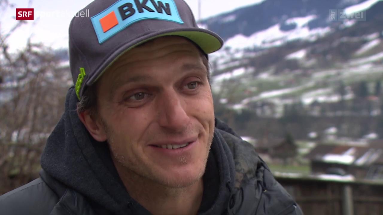 Skicross: Mike Schmid tritt zurück