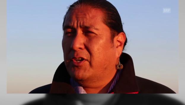 Video «NTEC-Sprecher Erny Zah nimmt Stellung (Video:Marcello Balasini/Priscilla Imboden)» abspielen