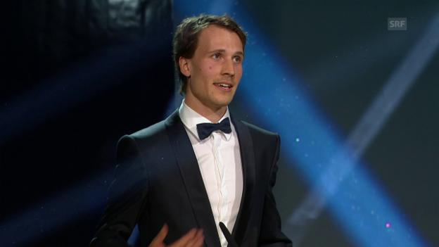 Video «Marc Rymond Wilkins und Timo von Gunten, bester Kurzfilm» abspielen