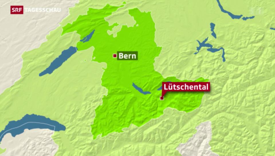 Tödlicher Unfall im Berner Oberland