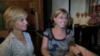 Video «Sabine Dahinden und die Liebe zu ihrer Schwester» abspielen