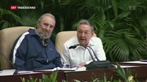 Video «Ära Castro geht zu Ende» abspielen
