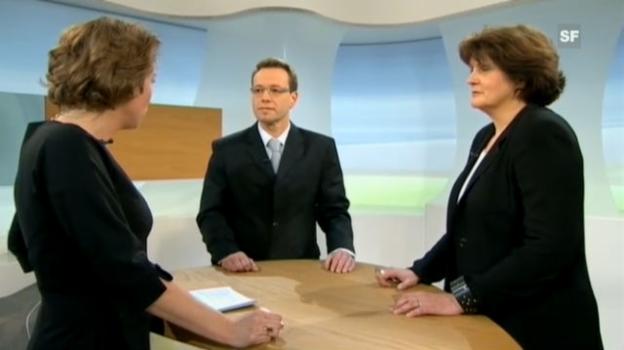 Video ««Bei der Kostengutsprache herrscht völlige Willkür»» abspielen