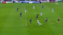 Video «Fussball: CL, Juventus - Piräus» abspielen