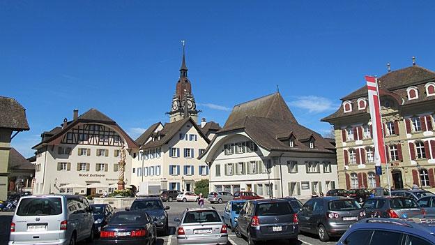 Stadt Zofingen braucht mehr Platz für Primarschüler. Einwohnerrat für neues Schulhaus, trotz engem Zeitplan.