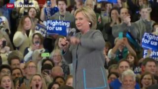Video «Vorwahlen in Iowa» abspielen