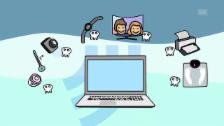 Video «Vernetzte Geräte: Das smarte Risiko» abspielen