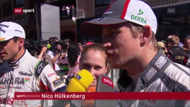 Video «Formel 1: Sauber in der Krise» abspielen