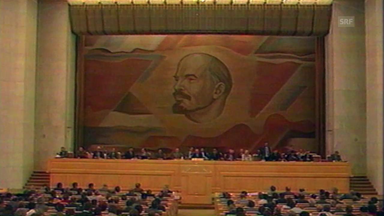 Die Ära der Sowjetunion endete im Dezember 1991