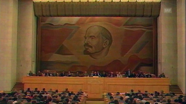 Video «Die Ära der Sowjetunion endete im Dezember 1991» abspielen