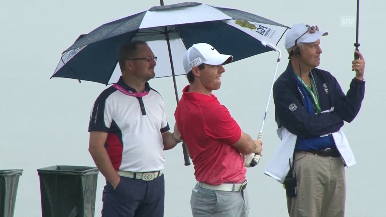 Golf: Rory McIlroy ist zurück