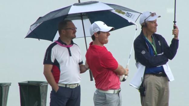Video «Golf: Rory McIlroy ist zurück» abspielen