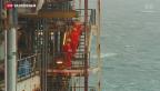 Video «Ölkrise in Grossbritannien» abspielen