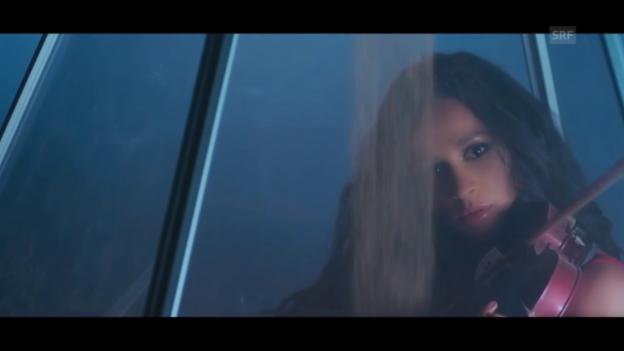 Video «Weissrussland: Maimuna & Uzari mit «Time»» abspielen