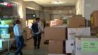 Video «Humanitäre Hilfe in Aleppo ist schwierig» abspielen