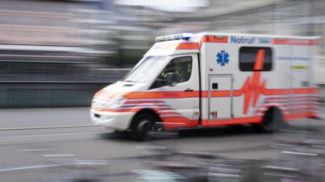Unterbrochenen Anrufe: In einigen Fällen wurden Rettungswagen vorsorglich losgeschickt