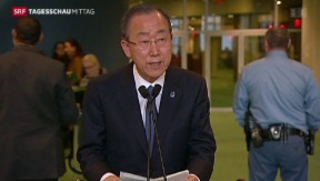 Video «Ban Ki Moon ermahnt Boko Haram» abspielen