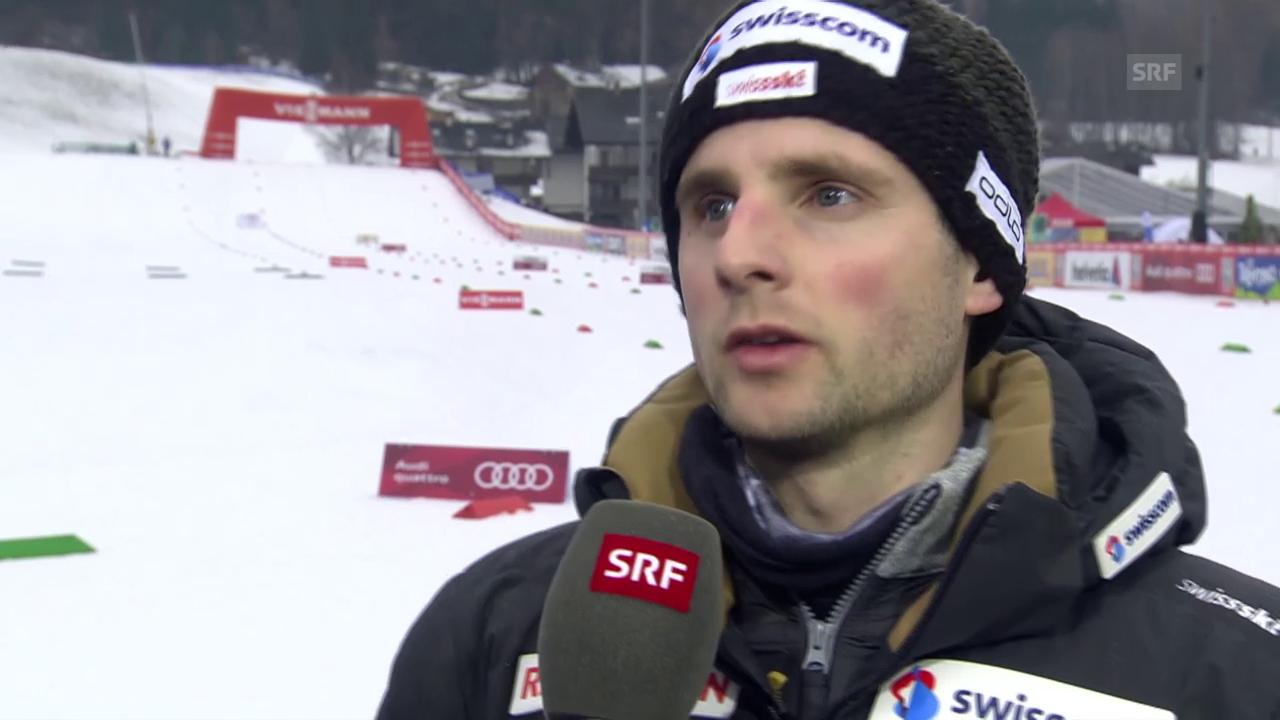 Langlauf: Interview mit Teamarzt Hanspeter Betschart