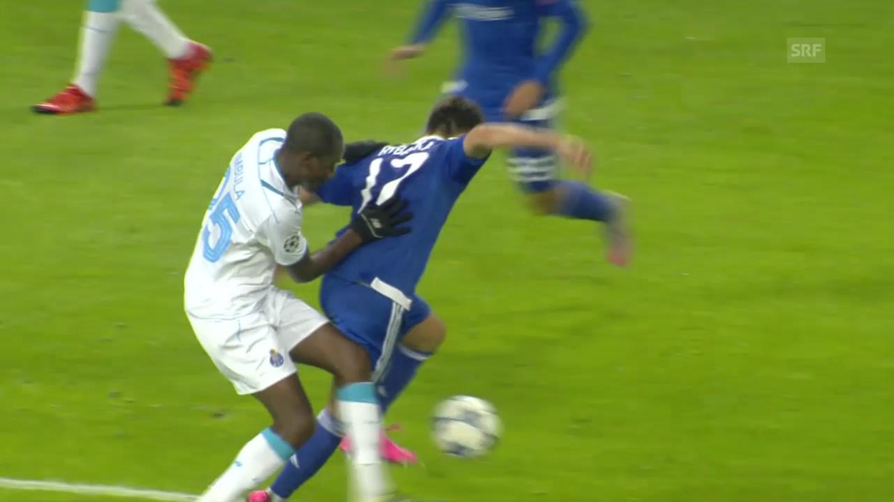 Fussball: FC Porto - Dynamo Kiew