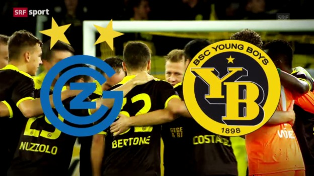 Video «Fussball: Trailer GC - YB» abspielen