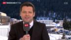 Video «SRF-Korrespondent Urs Gredig zur Rede Camerons» abspielen