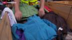 Video «Kleiderspenden für Syrien» abspielen