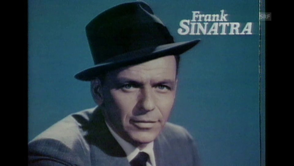 Frank Sinatra würde am Samstag 100 Jahre alt