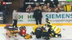 Video «NLA: Fribourg - Genf» abspielen