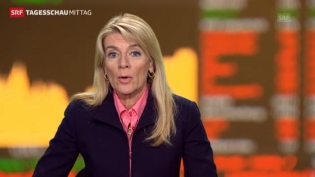 Video «Marianne Fassbind: Chinas Motor stottert» abspielen