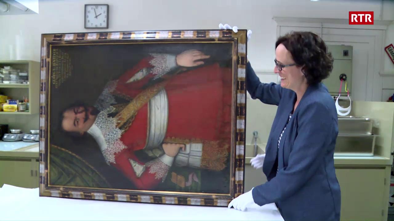 Exposiziun davart Jürg Jenatsch en il Museum retic